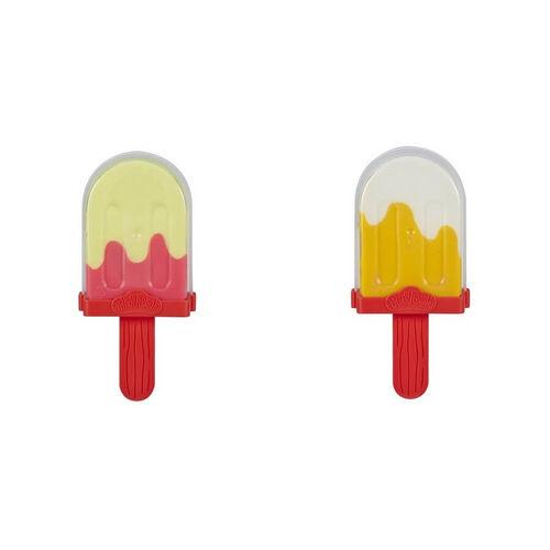 Play-Doh เพลย์โดว์ ไอซ์ ป๊อป แอนด์ โคน (คละแบบ)