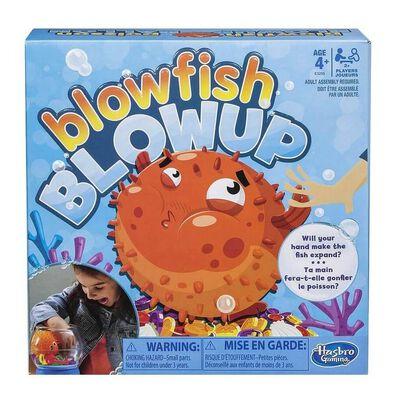 Hasbro Game ฮาสโบร เกม Blowfish Blowup