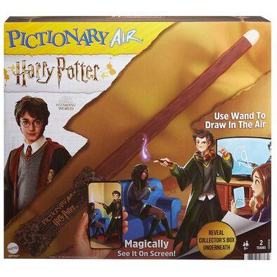 Mattel Games แมทเทลเกมส์ Pictionary Air Harry Potter