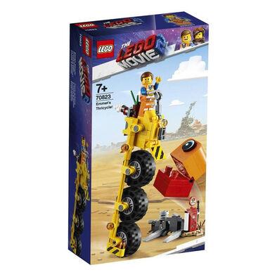 LEGO เลโก้ เดอะ เลโก้ มูฟวี่ 2 เอ็มเมทส์ ไทรไซเคิล! 70823