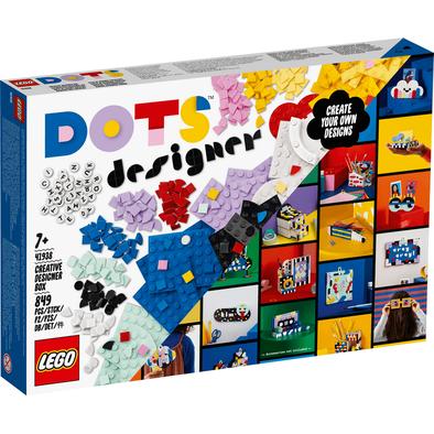 LEGO เลโก้ ด็อทส์ ครีเอทีฟ ดีไซเนอร์ บ็อกซ์ 41938