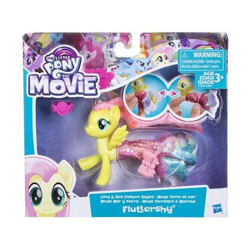 My Little Pony มายลิตเติ้ลโพนี่ มูฟวี่ แลนด์ ซี แฟชั่น