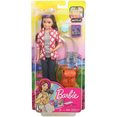 Barbie ทราเวล สคิปเปอร์