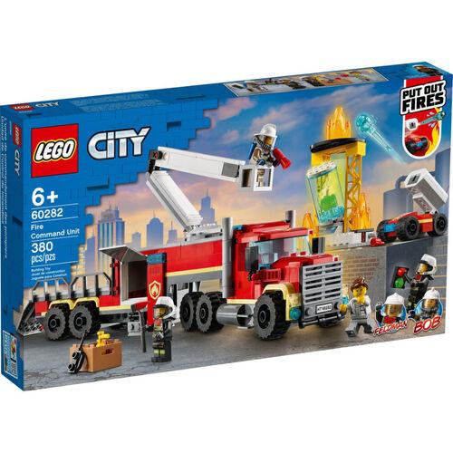 LEGO เลโก้ ไฟร์ คอมมานด์ ยูนิท 60282
