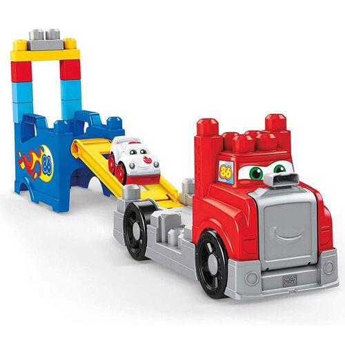 Mega Bloks First Builders เมก้า บล็อคส์ เฟิร์สท์ บิวเดอร์ บิวด์ แอนด์ เรซ ริก