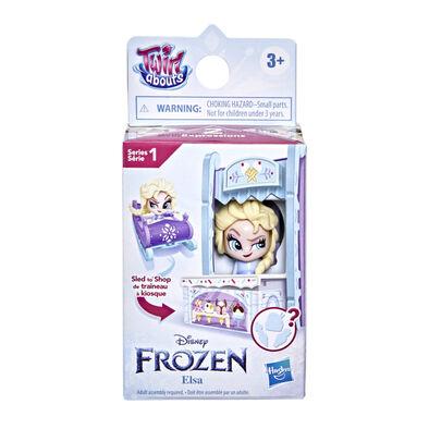 Disney Frozen ดิสนีย์ โฟรเซ่น ทะเวิร์ล อะเบ้าท์ เอลซ่า ซีรีย์ 1