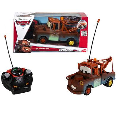 Tomica รถเหล็กโทมิก้า Disney Pixar Cars Remote Control Mater 1:24