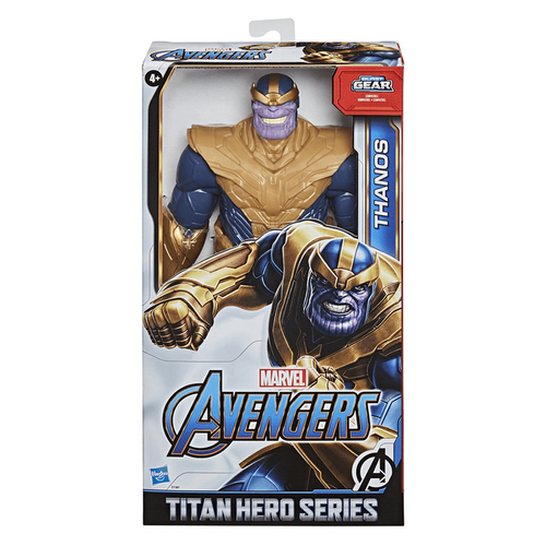 Marvel Avengers มาร์เวล อเวนเจอร์ส ไททัน ฮีโร่ ดีลักซ์ ธานอส