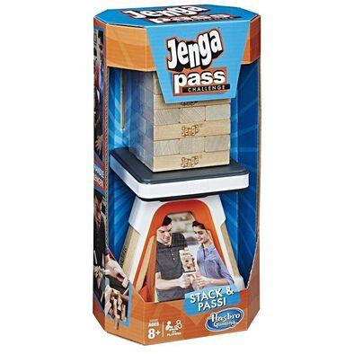 Hasbro Gaming ฮาสโบร เกมมิ่ง เจงก้า พาส ชาเลนจ์