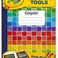 Crayola เครโยล่า ชุดอุปกรณ์ศิลปะ50ชิ้น
