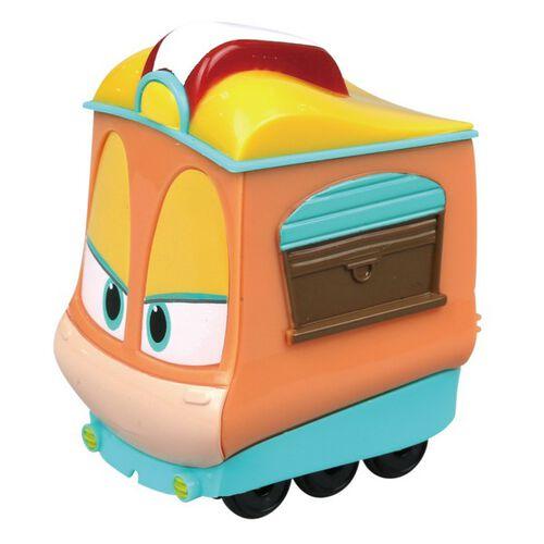 Robot Train โรบอท เทรน ของเล่นรถไฟเหล็ก จีนนี่