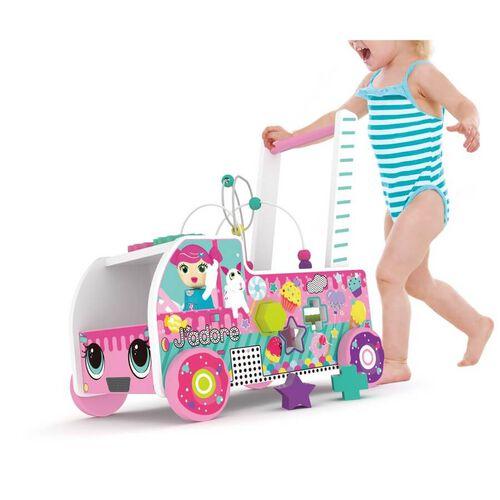 J'adore ฌาดอร์ รถไม้หัดเดิน เสริมพัฒนาการ สำหรับเด็กหญิง