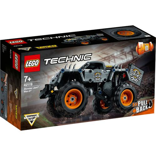 LEGO เลโก้ มอน์เตอร์ แจม แม็กซ์ ดี 42119