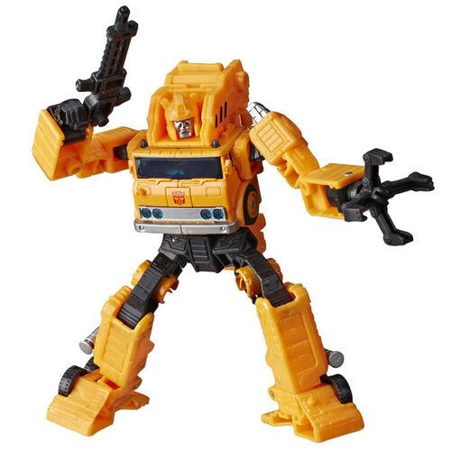 หุ่นยนต์ ทรานฟอร์เมอร์ Transformers Toys Generations War For Cybertron Earthrise Voyager - Assorted