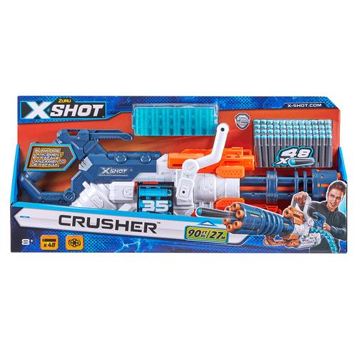 X-Shot เอ็กซ์ช๊อต เอกเซล ครัชเชอร์