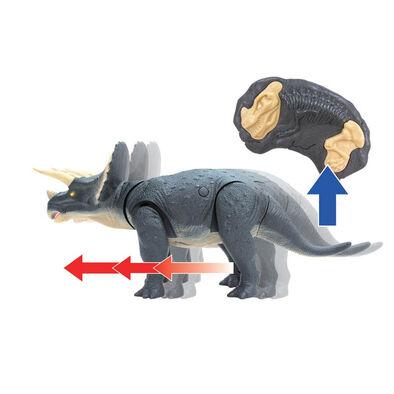 Mighty Megasaur ไมตี้เมกาซอร์ ไทเซอราทอปส์ แบบควบคุมด้วยระบบอินฟราเรด