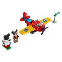 LEGO เลโก้ ดีสนีย์ มิกกี้เมาส์ พรอเพอเรล เพลน 10772