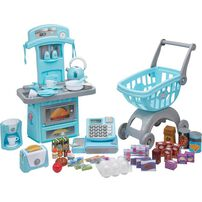 """Toys """"R"""" Us ชุดของเล่นเครื่องครัวและอุปกรณ์ช็อปปิ้งจำลอง"""