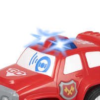 Speed City Juniors สปีด ซิตี้ จูเนียร์ แทพ แอนด์ โก ซิตี้ เรเซอร์ สีแดง