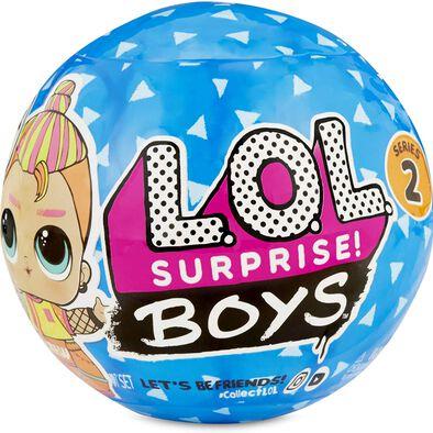 L.O.L. Surprise! แอลโอแอล บอย เซอร์ไพรส์ ซีรีย์2 คละแบบ