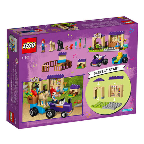 LEGO เลโก้ ไมอา โฟล สเตเบิล 41361