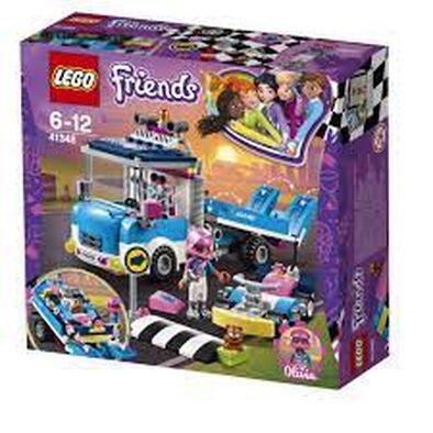 LEGO เลโก้ เซอร์วิส แอนด์ แคร์ ทรัค 41348