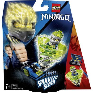 LEGO เลโก้ สปินจิทซึ สแลม เจย์ 70682