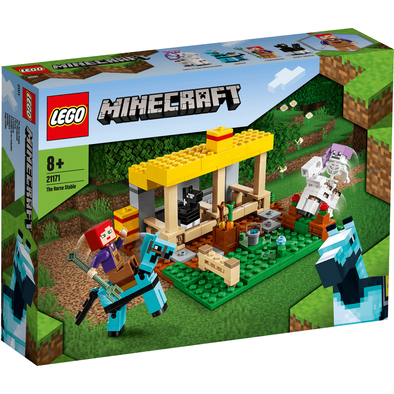 LEGO เลโก้ มายคราฟท์ เดอะ ฮอร์ส สเตเบิล 21171