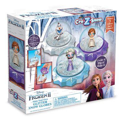 Cra-Z-Art Disney Frozen 2 เครซี่อาร์ต ดีสนีย์ โฟรเซ่น 2 ชุดทำโดมลูกแก้ว