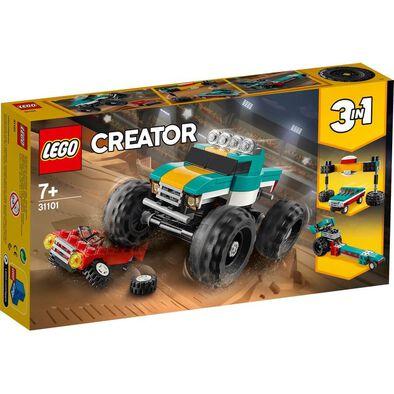 LEGO เลโก้ มอนสเตอร์ทรัค 31101
