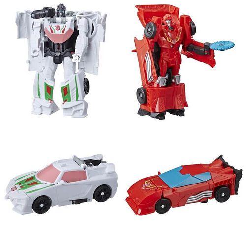 Transformers ทรานสฟอร์เมอร์ส ไซเบอร์เวิร์ส 1 สเตป (คละลาย)