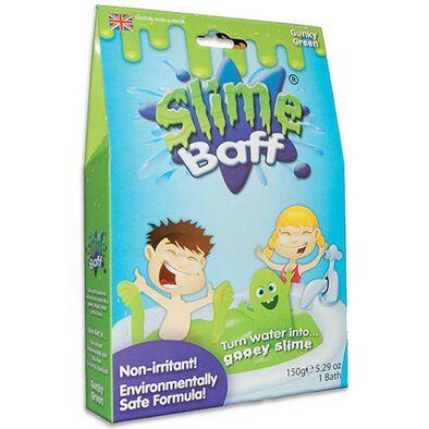 Slime Baff สไลม์บาฟ สีเขียว