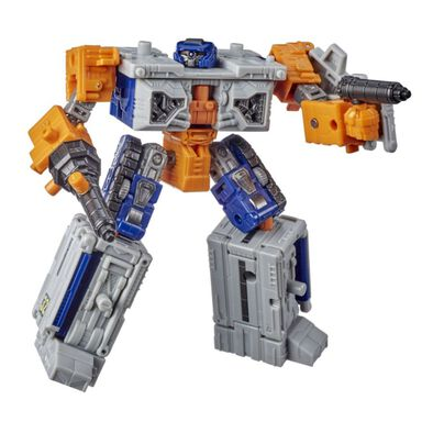 Transformers Tra Gen Wfc DELUXE Assortment โมเดลหุ่นยนต์