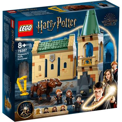 LEGO เลโก้ ฮอว์ควอร์ท ฟลัฟฟี่ เอ็นเคาน์เตอร์ 76387