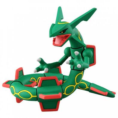 Pokemon โปเกมอน ML05 เรย์ควาซา