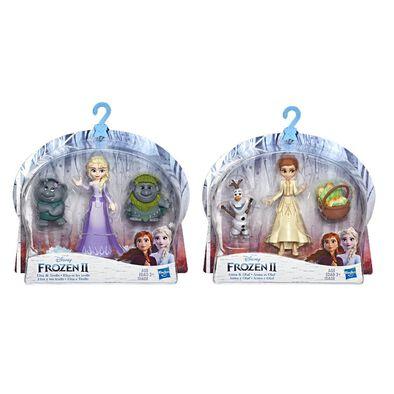Disney Frozen ดิสนีย์ โฟรเซ่น 2 ตุุ๊กตาตัวละครและผองเพื่อน (คละแบบ)