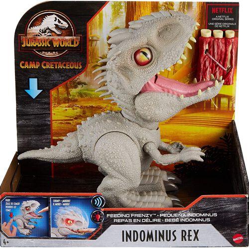 Jurassic World จูราสสิค เวิลด์ ไพรมอล พัล อินโดมินัส เร็กซ์