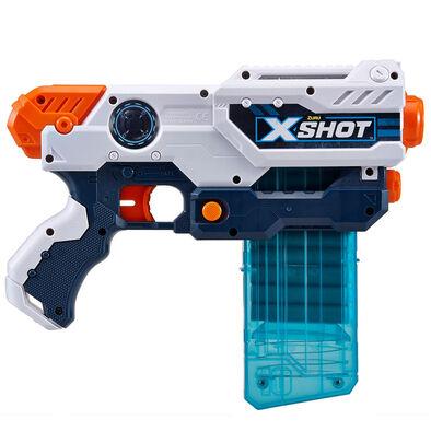 X-Shot เอ็กซ์ช็อต เอกเซล เฮอริเคน คลิป บลาสเตอร์ พร้อมกระสุน 16 นัด