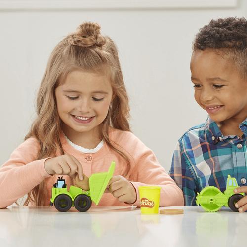 HASBRO  Play-doh WHEELS GRAVEL YARD