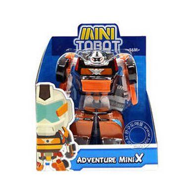 หุ่นยนต์รถแปลงร่าง Tobot Adventure Mini X