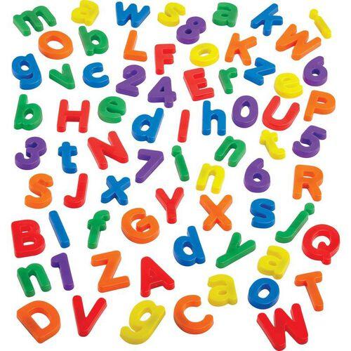 Universe Of Imagination ยูนิเวิร์ส ออฟ อิเมจิเนชั่น ตัวอักษรมีแม่เหล็ก 72 ชิ้น