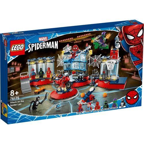LEGO เลโก้ แอทแทค ออน เดอะ สไปเดอร์ แลร์ 76175