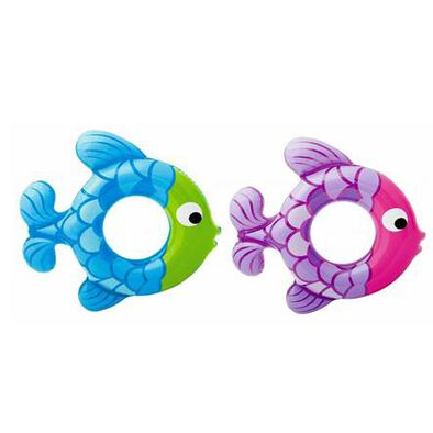 Intex ห่วงยาง รูปปลา คละแบบ