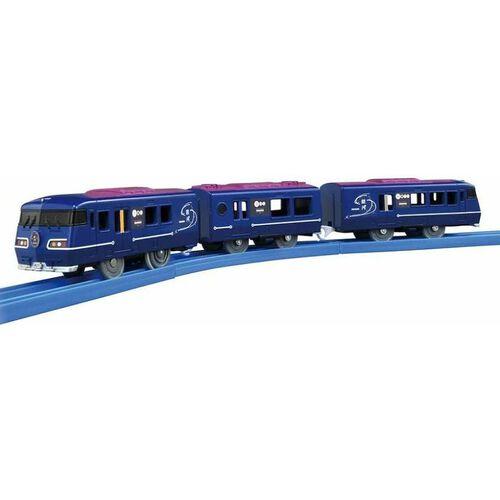 ชุดรถไฟพาเรลพร้อมคนขับ S-39 West Express Ginga
