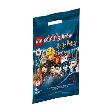 Lego เลโก้ มินิฟิกเกอร์ แฮร์รี่พอตเตอร์ ซีรีส์ 2 - 71028