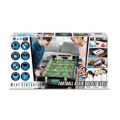 Merchant Ambassador เมอร์ชานต์ แอมบาสเดอร์ 27 Inch 2 In 1 Games Table With Steel
