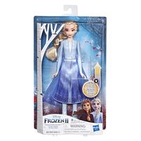 ตุ๊กตาดิสนีย์โฟรเซ่นเปล่งแสงได้กับการผจญภัยสะบัดไสวแสนวิเศษ