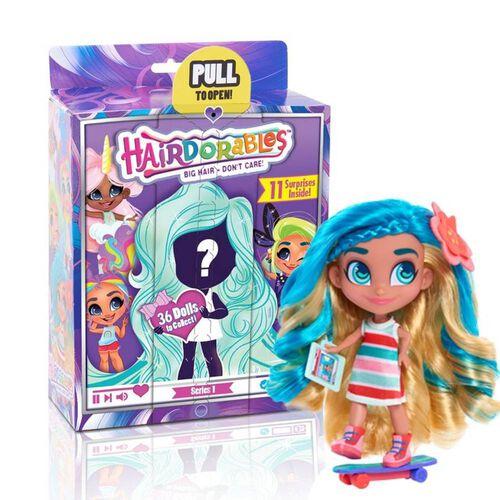 Hairdorables ตุ๊กตา แฮร์ดอราเบิล (คละแบบ)