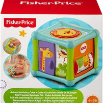 Fisher Price ฟิชเชอร์ ไพรซ์ อินแฟนท์ แอคทิวิตี้บล็อค