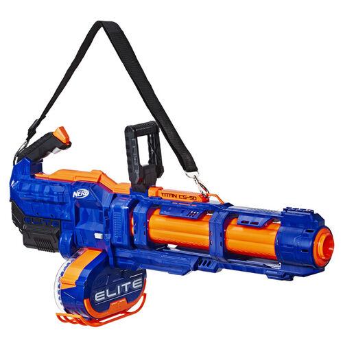 Nerf เนิร์ฟ ปืนเนิร์ฟ อีลิท ไตตัน ซีเอส-50